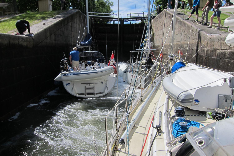 Gota canal lock