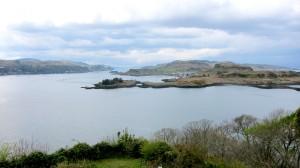 Oban marina, Isle of Kerrera