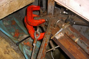 14.01.07 – steering problems