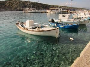 Yeoryious harbour Iraklion