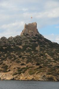 Cabrera fortress