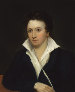 The Death of Shelley
