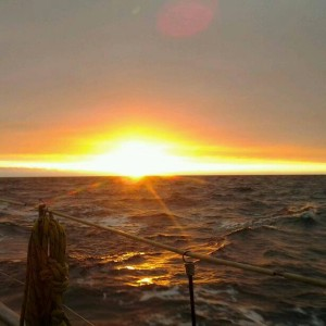 2 am in Barents Sea