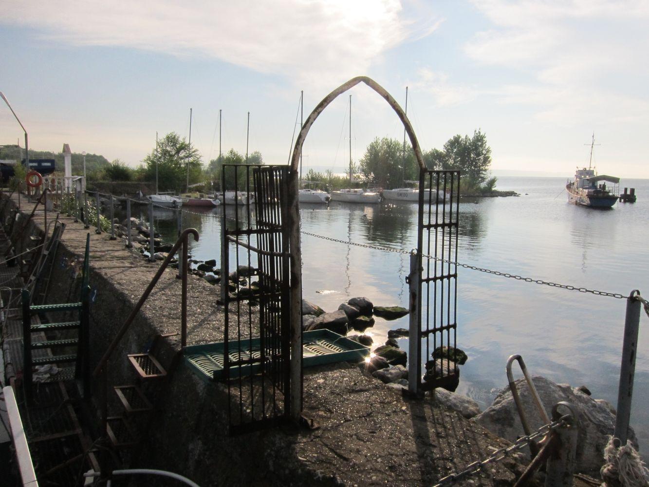 Ulyanov'sk yacht club