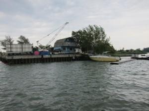 Ivan's boatyard