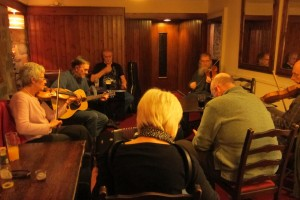Jam session Inverness
