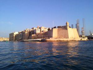Leaving Malta