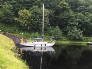Through Crinan Canal